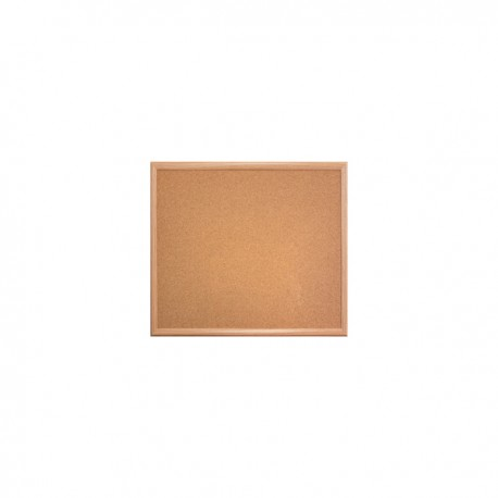 Corkboard 1-1/2'x2' Wooden Frame