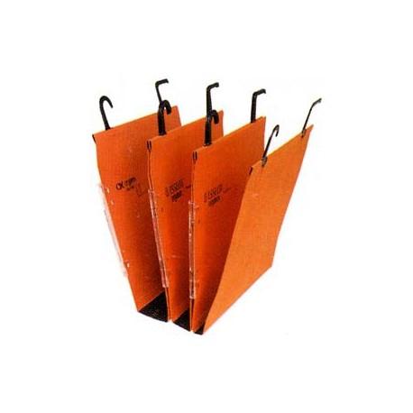 Esselte Orgarex 24103 Filcontrol Hanging File 15mm Orange