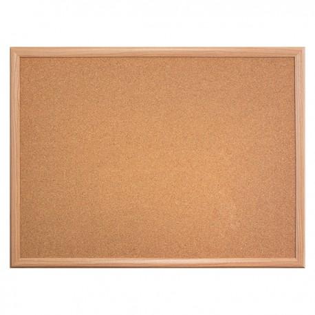 Corkboard 3'x6' Wooden Frame