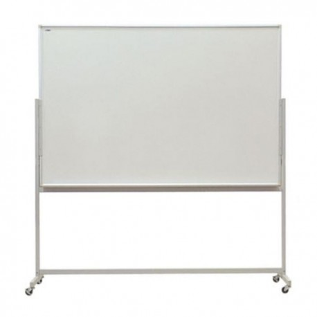 K Single Side Magnetic Wyteboard w/Stand 3'x6'