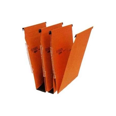 Esselte Orgarex 21628 Visicontrol Hanging File A4 15mm Orange