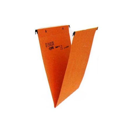Esselte Orgarex 21631 Uniscope Hanging File A4 V Base Orange