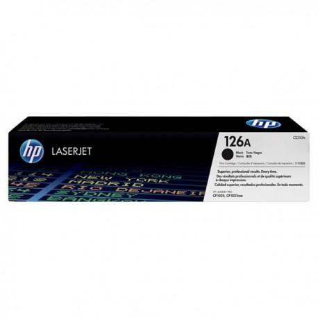 HP CE310A 126A Toner Cartridge Black