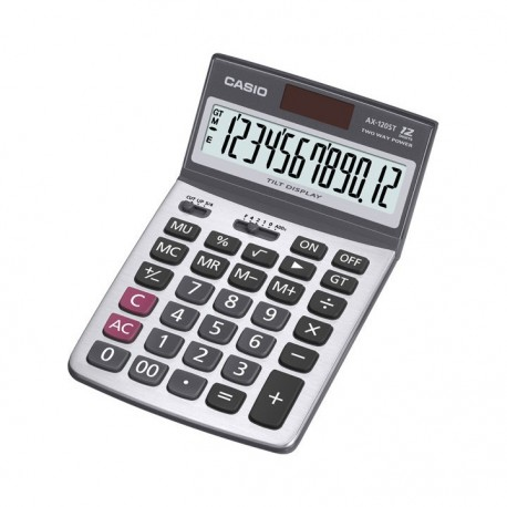 Casio AX-120ST Calculator 12 Digits