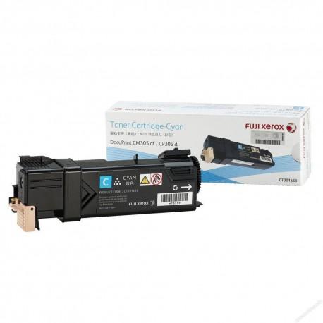 Fuji Xerox CT201633 Toner Cartridge Cyan