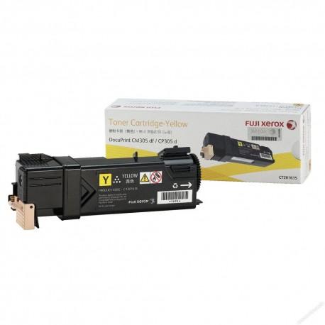 Fuji Xerox CT201635 Toner Cartridge Yellow