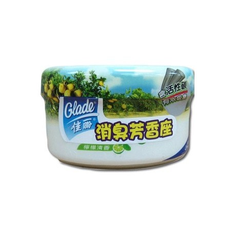 Glade Active Carbon Lemon 200g