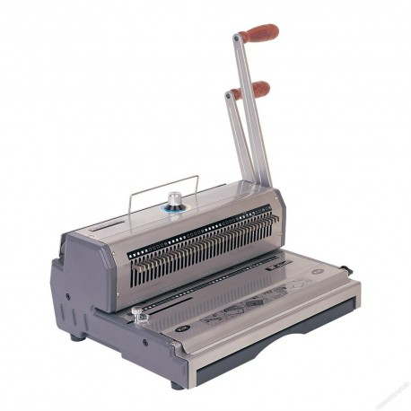 Ebeko WireMac 31 3:1 Manual Wire Binding Machine F4