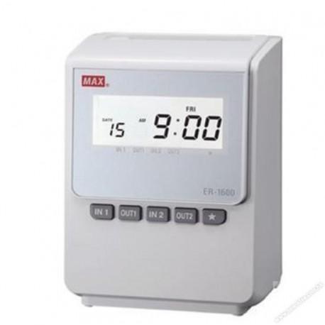 美克司 ER-1600 電子打咭機