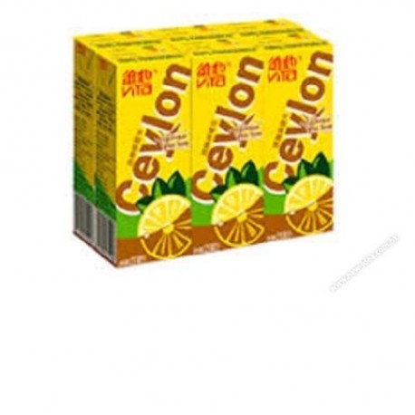 Vita Ceylon Lemon Tea 250ml 6Paper-packed