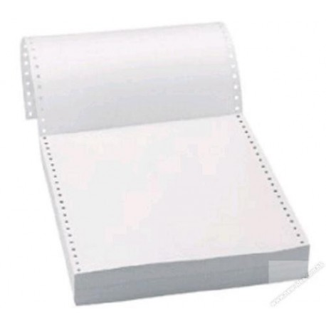 Fujima 空白電腦紙 單層 9.5吋x11吋 2000張