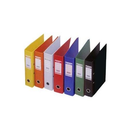 """Bantex 1451 A4-2"""" PVC Lever Arch File Yellow"""
