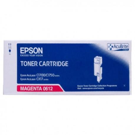 Epson S050612 Toner Cartridge Magenta