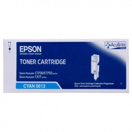 Epson S050613 Toner Cartridge Cyan