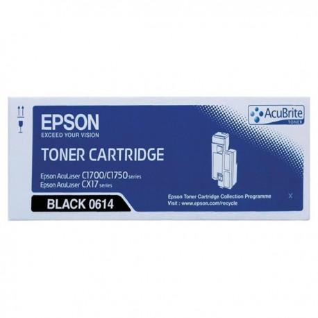 Epson S050614 Toner Cartridge Black