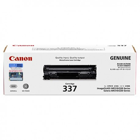 Canon 337 Toner Cartridge Black