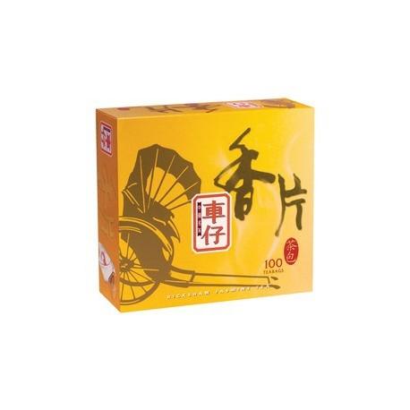 車仔 中國茶包 香片 100片