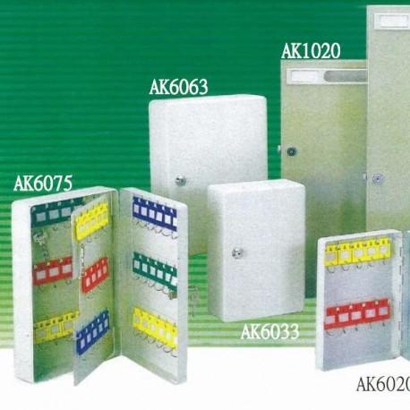 A&K AK-6075 Key Case 75's