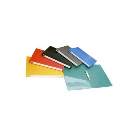 Welfare RB3302A 2 Ring Binder A4 25mm Black,Blue,Grey,Green,Red