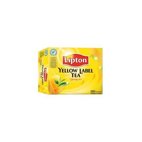 Lipton Yellow Label Teabags 100's