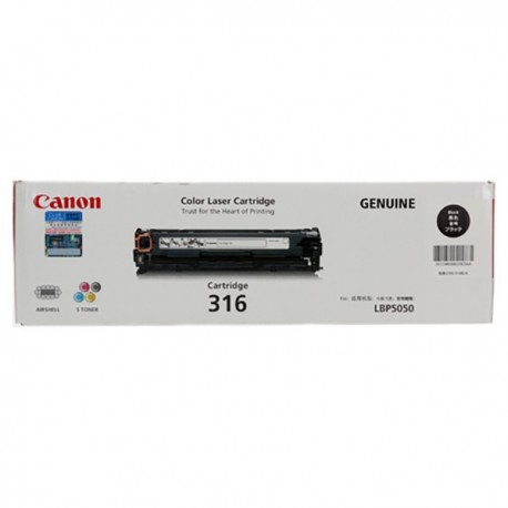 Canon 316B Toner Cartridge Black