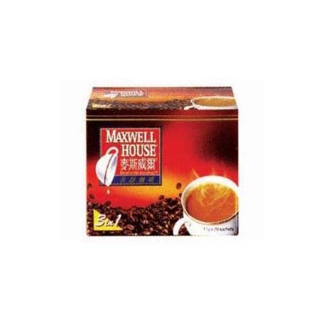麥斯威爾 即溶咖啡 三合一 20包