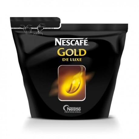 Nestle Nescafe Gold De Luxe Refill Pack 250g