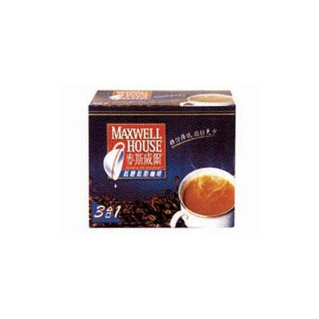 Maxwell Low Fat Coffee Mix 3-in-1 20Packs