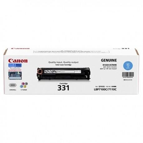 Canon 331C Toner Cartridge Cyan