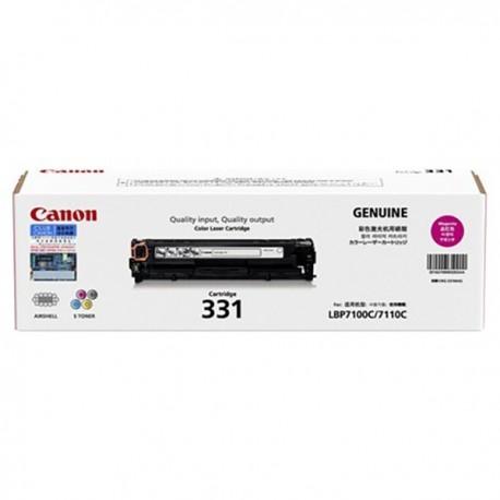 Canon 331M Toner Cartridge Magenta