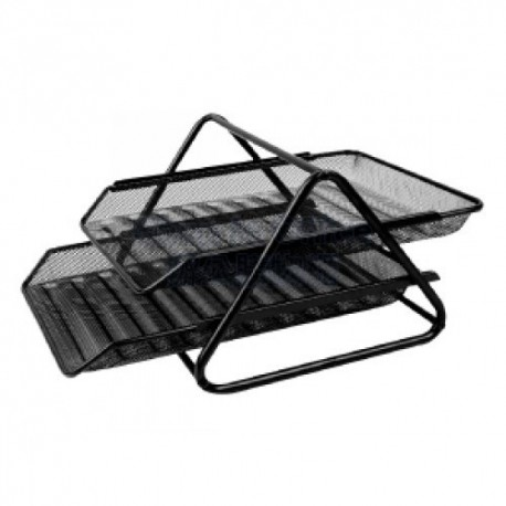 Mesh Document Tray 2-Layer