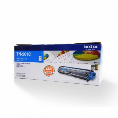 Brother TN-261C Toner Cartridge Cyan