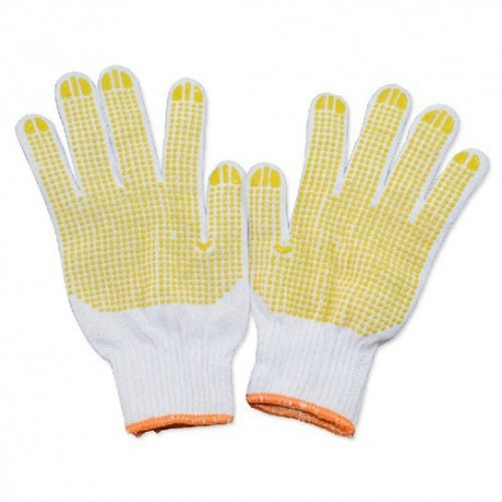 Yellow Edge Labor Gloves
