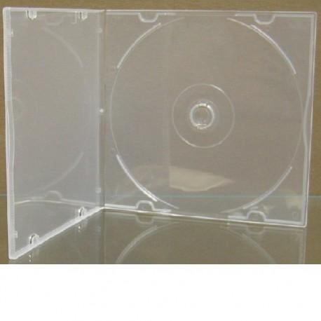 硬膠光碟儲存盒 磨砂 1個