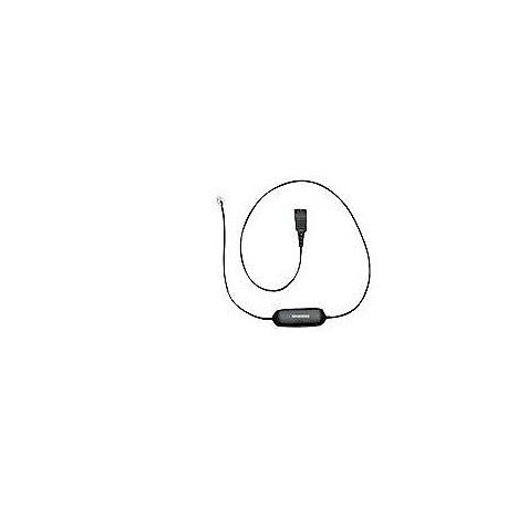 Jabra 88001-03 Avaya Cord