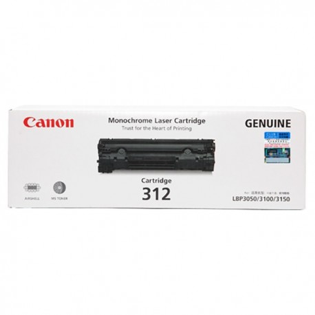 Canon CRG 312 Toner Cartridge Black