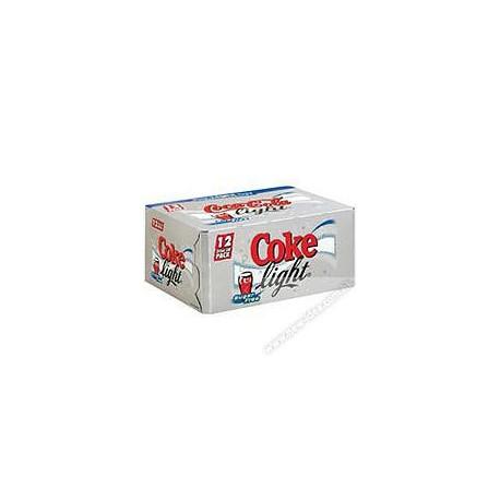可口可樂 健怡汽水 低糖 330毫升 12罐
