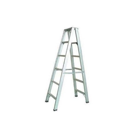 Double Side Without Handle 5-Step Ladder