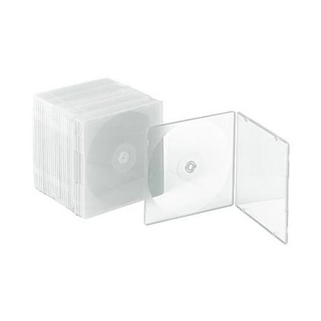 CD Soft Plastic Slim Case Transparent 1's