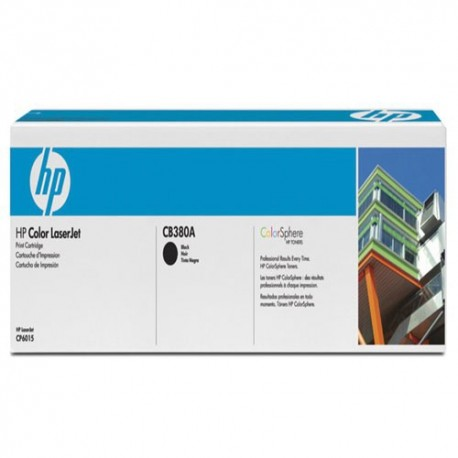 HP CB380A Toner Catridge Black