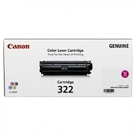 Canon 322M Toner Cartridge Magenta