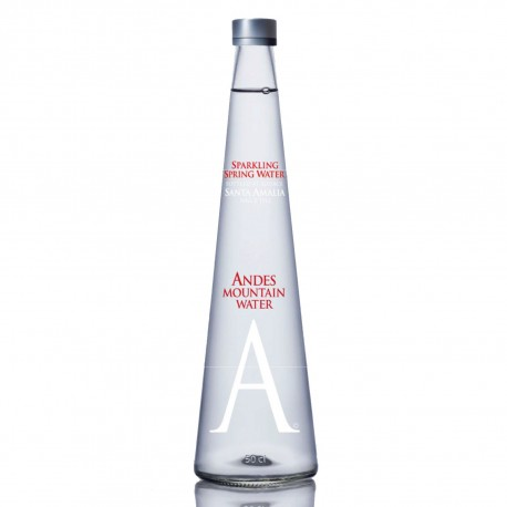 Andes Mountain Sparkling Water 500ml 12Bottles
