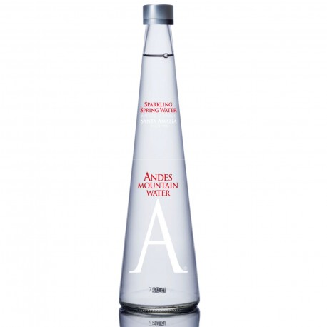 Andes Mountain Sparkling Water 750ml 13Bottles