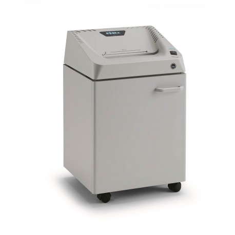 Kobra 240.1 HS Cross Cut Paper Shredder 0.8mmx9.5mm 8Sheets