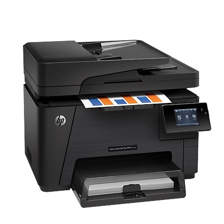 HP Pro MFP M177FW 四合一多功能彩色鐳射打印機 A4