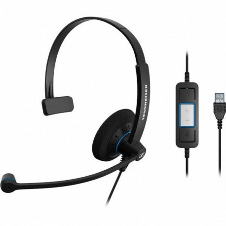 Sennheiser SC30 USB CTRL UC Headset With Call Control