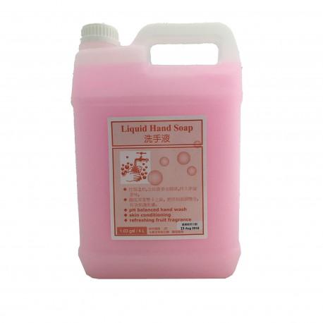 [預訂貨品] 洗手液 1加侖