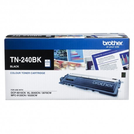 Brother TN-240BK Toner Cartridge Black