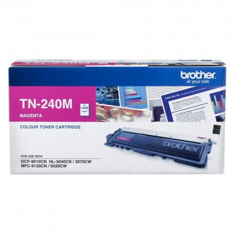 Brother TN-240M Toner Cartridge Magenta