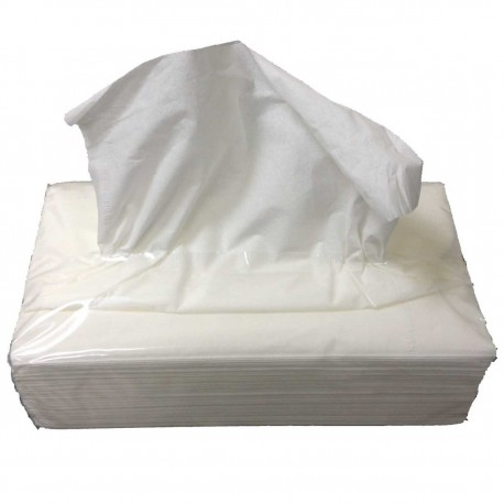 Kimsoft Bluk Pack Facial Tissue 195mmx216mm 200's